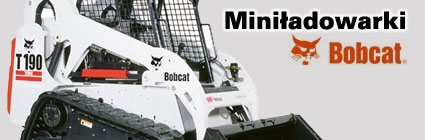 Bobcat mini�adowarki